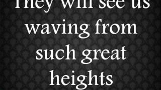Such Great Heights Lyrics by The Postal Service