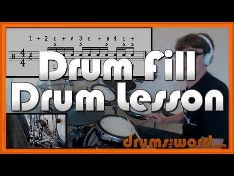 ★ She Said, She Said (The Beatles) ★ Drum Lesson | How To Play Drum FILLS (Ringo Starr)