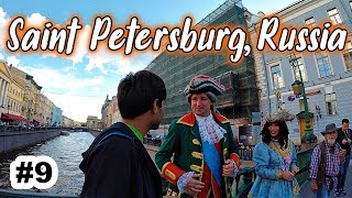 SAINT PETERSBURG - THE MOST BEAUTIFUL CITY OF RUSSIA