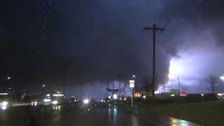 Rowlett, TX Tornado and Damage 12/26/2015