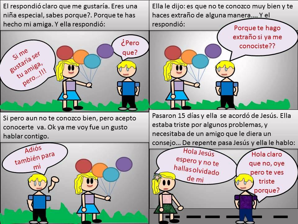 Responsabilidad 2 Parte2012 Cuidado Si Has Escrito Te: La Amistad