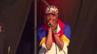 Danny Brown live at Primavera Sound 2019
