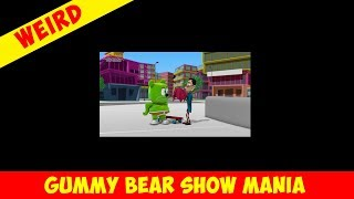 """Gummy's Lucky Day"" but the Episode is Shrinking!! - Gummy Bear Show MANIA"