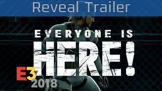 Super Smash Bros. Nintendo Switch - E3 2018 Roster Trailer [HD]