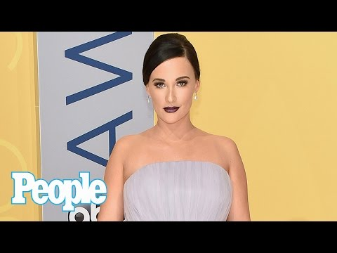 Kacey Musgraves Promises She Won't Have Another Wardrobe Malfunction   CMAs 2016   People