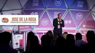 Jose De La Rosa, Founder and CEO of Guardian Healthcare
