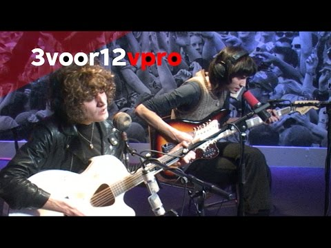 Temples stripped down in 3voor12 Radio
