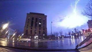 Nashville Severe Weather - Feb 20 2014