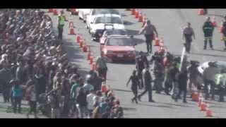 RIP Paul Walker Memorial Ride (Crash Site)