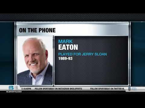 SportsBeat: Jerry Sloan Special
