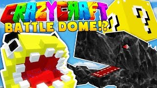 Minecraft CRAZY CRAFT MODDED BATTLEDOME CHALLENGE w/ BajanCanadian - Minecraft Mod