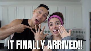 IT FINALLY ARRIVED! | WEDDING PREP EP. 8
