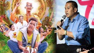 """Bị chỉ trích dùng trò PR bẩn cho phim 22 tỷ của Trường Giang,Quang Huy đáp cực gắt"""" Đâu có bị khùng"""""""
