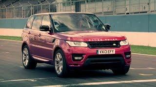 The Range Rover Sport - Top Gear - The Stig - BBC