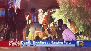 Woman Killed, 2 Wounded After Gunfire Erupts At Beverly Crest Mansion Party