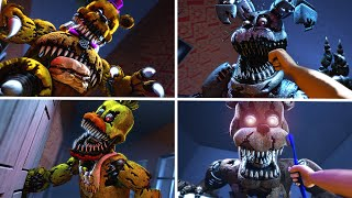 [SFM FNAF] FNaF 4 | Counter Jumpscares