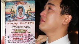 Dàn sao đau buồn khi em trai , Hứa Vỹ Văn ra đi khi mới 34 tuổi , bỏ lại 2 con thơ