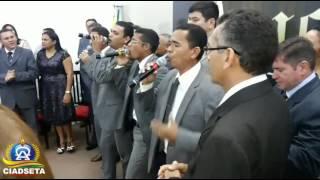 Culto de posse do pastor Daniel Vieira na AD em Imperatriz-MA