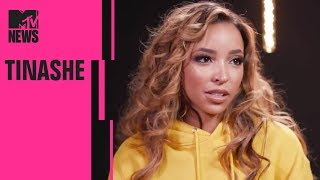 Tinashe Talks 'Faded Love' & Working w/ Future | MTV News