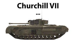 Churchill VII - ...