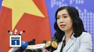 Bộ Ngoại giao khẳng định vụ tàu cá Việt Nam cứu ngư dân Philippines trên biển