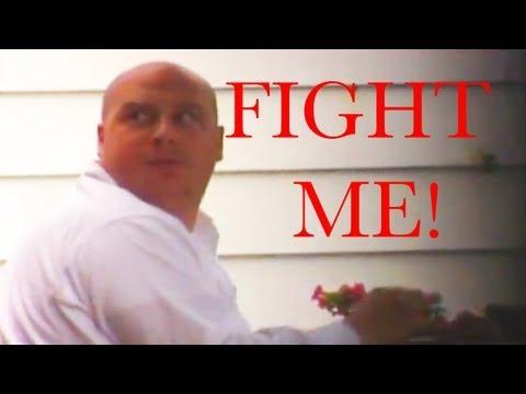 Fight Me Prank #1 Tom Mabe