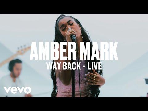 Amber Mark - Way Back (Live) | Vevo DSCVR ARTISTS TO WATCH 2019