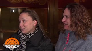 Ambush Makeovers: Sisters Shocked To See Each Other's New Glam Looks | TODAY