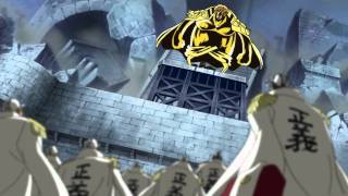 One Piece - Fleet Admiral Sengoku's Ability (HD)