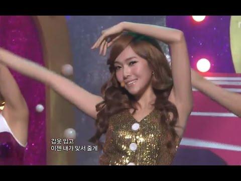 Girls' Generation - Hoot, 소녀시대 - 훗, Music Core 20101120