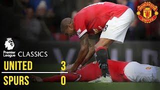 Manchester United 3-0 Tottenham Hotspur (14/15) - Premier League Classic