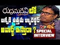 Director Gunasekhar Exclusive Interview : Nandi Awards Controversy