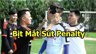 Thử Thách bóng đá sút Penalty cùng Đỗ Duy Mạnh , Đức Huy U23 Việt Nam