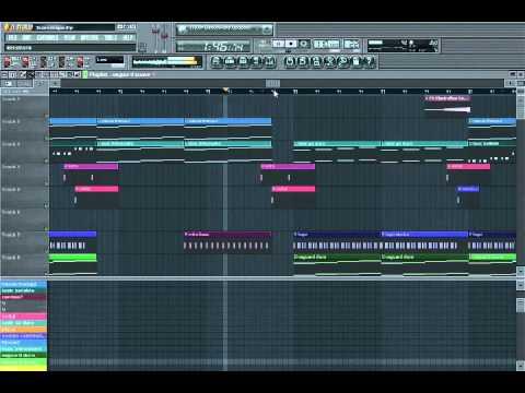 Instrumental 02 Reggaeton Trance (2011) (prod. Digrizzy)