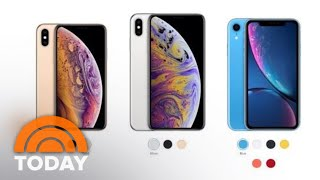 Here's The Deal With Apple's New iPhones | TODAY