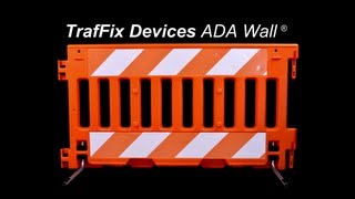 TrafFix Devices ADA-Wall