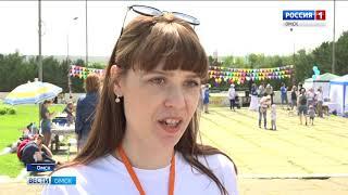 В Омске прошёл фестиваль-выставка «Доброе сердце»