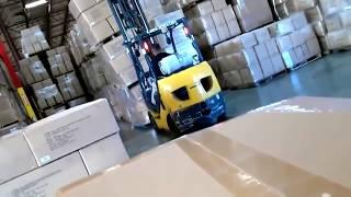 Những vụ tai nạn do xe nâng Bài học kinh nghiệm-Forklift Accident