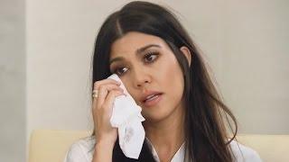 Kourtney Kardashian Tearfully Addresses Scott Disick Split and Co-Parenting on 'KUWTK' Premiere