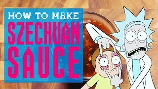 How to Make Szechuan Sauce from Rick and Morty