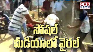 Gang War: Fight between college students in Srikakulam..