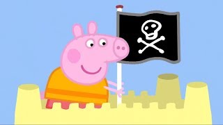 PIRATES LOST IN ISLAND - Peppa pig Pirate Games for kids (2018)