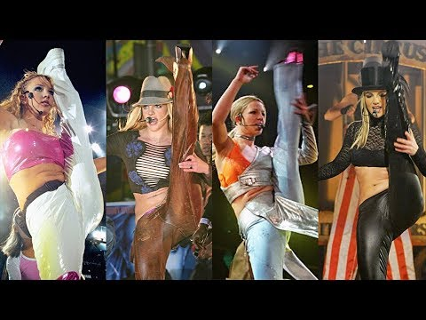 Britney Spears - The Queen of Leg Lifts! (Compilation)