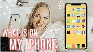 WHAT IS ON MY IPHONE XS MAX | Is It Worth The Money??