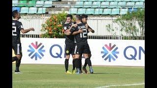 Yangon United 3-2 Ceres Negros FC (AFC Cup ASEAN Zone Semi-Finals – Second Leg)