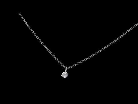 Browns Family Jewellers 0.25 Carat Diamond Pendant