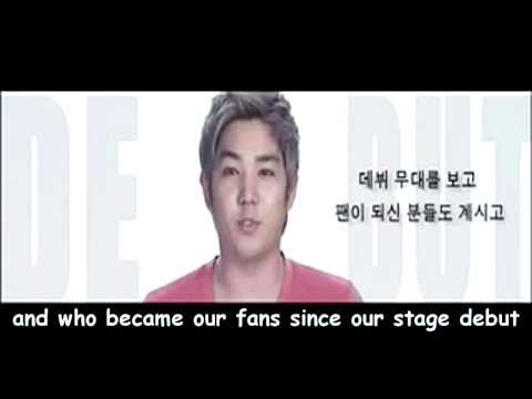 [ENG SUB] Super Junior's Message to E.L.F (SS2 DVD)