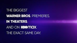 Same Day Premieres   WB   HBO Max