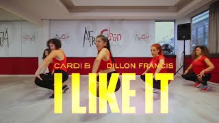 I Like It ~Cardi-B/ Bad Bunny/J Balvin - Reggaeton by Polina Roula