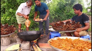 Full Fish Fry Recipe | Simple and Delicious Fried Fish Recipe By Our Grandpa